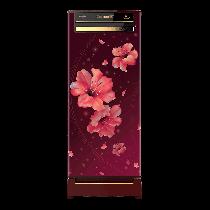 Vitamagic 200 L, 3 Star Direct Cool Refrigerator with Pedestal