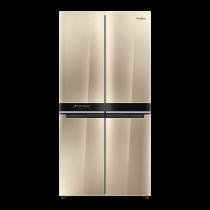 W series 4 Door 677 L Refrigerator Crystal Mocha